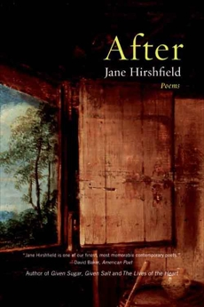 After: Poems, Hirshfield, Jane