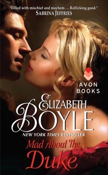 Mad About the Duke, Boyle, Elizabeth