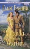 An Avon True Romance: Miranda and the Warrior, Barbieri, Elaine