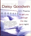 101 Poems to Get You Through the Day (and Night), Goodwin, Daisy