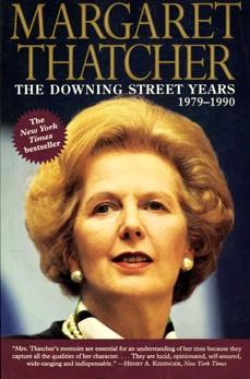 Downing Street Years, Thatcher, Margaret