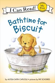 Bathtime for Biscuit, Capucilli, Alyssa Satin