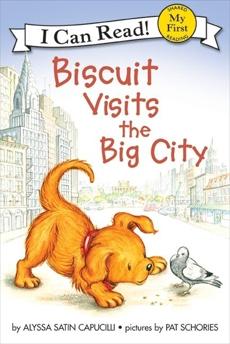 Biscuit Visits the Big City, Capucilli, Alyssa Satin