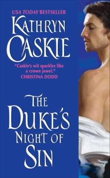 The Duke's Night of Sin, Caskie, Kathryn
