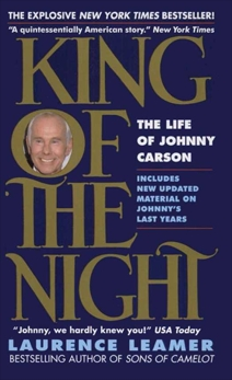 King of the Night: The Life of Johnny Carson, Leamer, Laurence