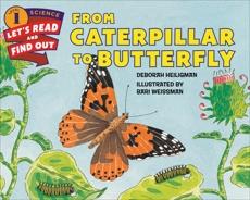 From Caterpillar to Butterfly, Heiligman, Deborah