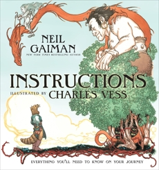 Instructions, Gaiman, Neil