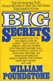 Big Secrets, Poundstone, William
