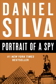 Portrait of a Spy, Silva, Daniel