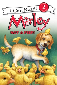 Marley: Not a Peep!, Grogan, John