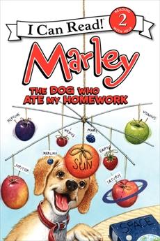 Marley: The Dog Who Ate My Homework, Grogan, John