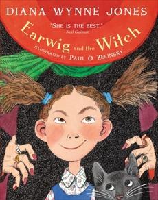 Earwig and the Witch, Jones, Diana Wynne