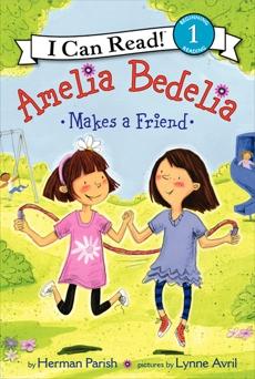Amelia Bedelia Makes a Friend, Parish, Herman