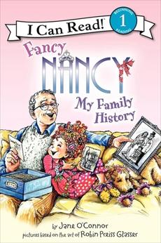 Fancy Nancy: My Family History, O'Connor, Jane