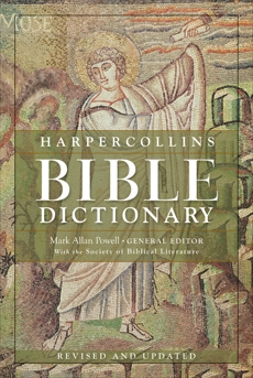 HarperCollins Bible Dictionary - Revised & Updated, Powell, Mark Allan
