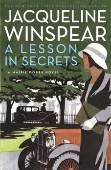 A Lesson in Secrets: A Maisie Dobbs Novel, Winspear, Jacqueline