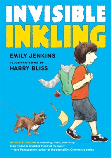 Invisible Inkling, Jenkins, Emily