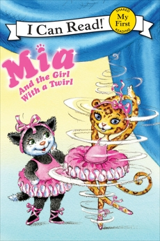 Mia and the Girl with a Twirl, Farley, Robin