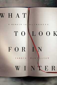 What to Look for in Winter: A Memoir in Blindness, McWilliam, Candia