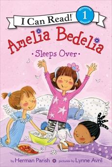 Amelia Bedelia Sleeps Over, Parish, Herman