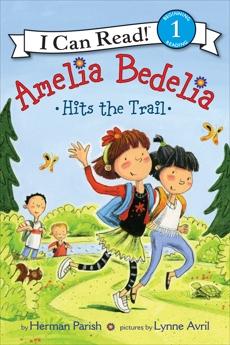 Amelia Bedelia Hits the Trail, Parish, Herman