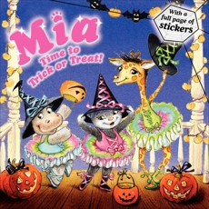 Mia: Time to Trick or Treat!, Farley, Robin