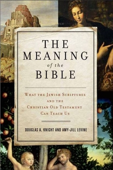 The Meaning of the Bible: What the Jewish Scriptures and Christian Old Testament Can Teach Us, Knight, Douglas A. & Levine, Amy-Jill
