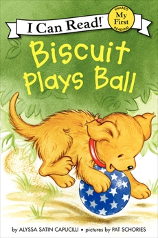 Biscuit Plays Ball, Capucilli, Alyssa Satin