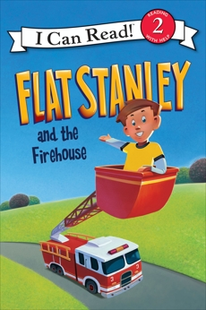 Flat Stanley and the Firehouse, Brown, Jeff