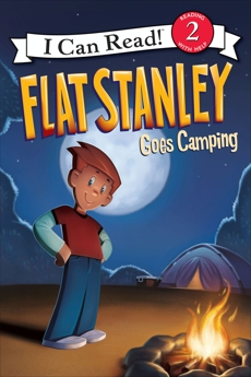 Flat Stanley Goes Camping, Brown, Jeff