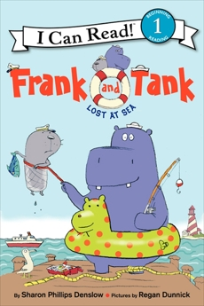 Frank and Tank: Lost at Sea, Denslow, Sharon Phillips