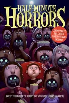 Half-Minute Horrors, Rich, Susan & Various