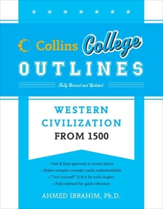 Western Civilization from 1500, Ibrahim, Ahmed & Kirchner, Walter