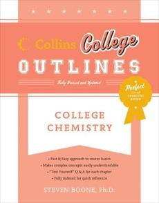 College Chemistry, Boone, Steven & Wolfe, Drew H. & Boone, Steven