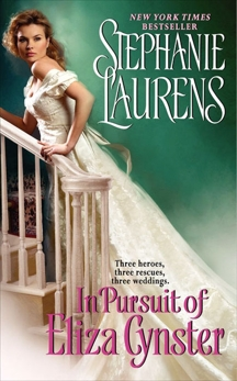 In Pursuit of Eliza Cynster: A Cynster Novel