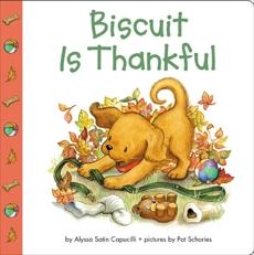 Biscuit Is Thankful, Capucilli, Alyssa Satin