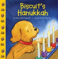 Biscuit's Hanukkah, Capucilli, Alyssa Satin