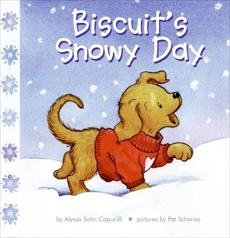Biscuit's Snowy Day, Capucilli, Alyssa Satin
