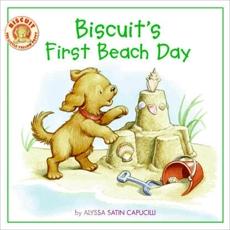 Biscuit's First Beach Day, Capucilli, Alyssa Satin