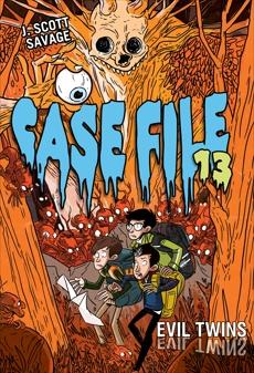 Case File 13 #3: Evil Twins, Savage, J. Scott