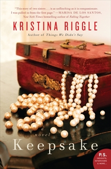 Keepsake: A Novel, Riggle, Kristina