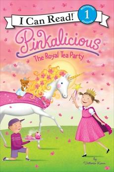 Pinkalicious: The Royal Tea Party, Kann, Victoria