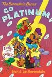 The Berenstain Bears Chapter Book: Go Platinum, Berenstain, Stan & Berenstain, Jan