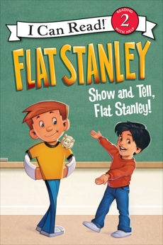 Flat Stanley: Show-and-Tell, Flat Stanley!, Brown, Jeff