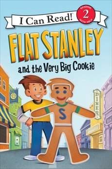 Flat Stanley and the Very Big Cookie, Brown, Jeff