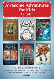 Awesome Adventures for Kids Middle Grade Sampler, Various