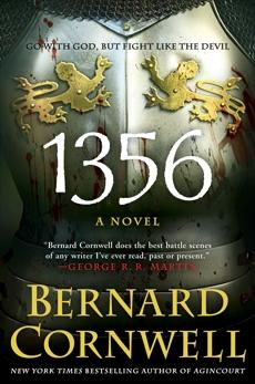 1356: A Novel, Cornwell, Bernard