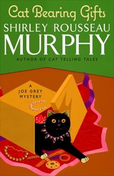 Cat Bearing Gifts, Murphy, Shirley Rousseau