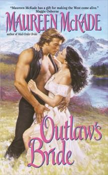 Outlaw's Bride, McKade, Maureen