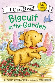 Biscuit in the Garden, Capucilli, Alyssa Satin